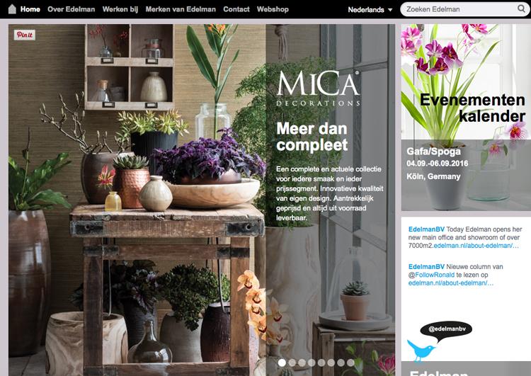 Website Edelman