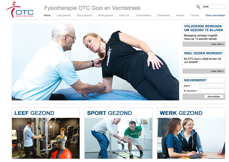 Website OTC