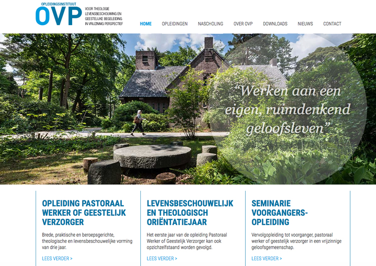 Website OVP