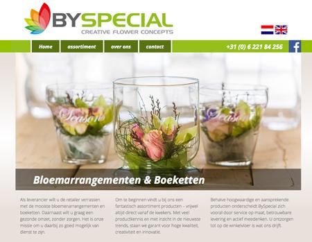 BySpecial website