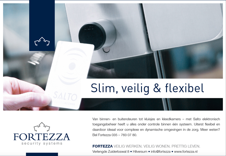 Fortezza advertentie