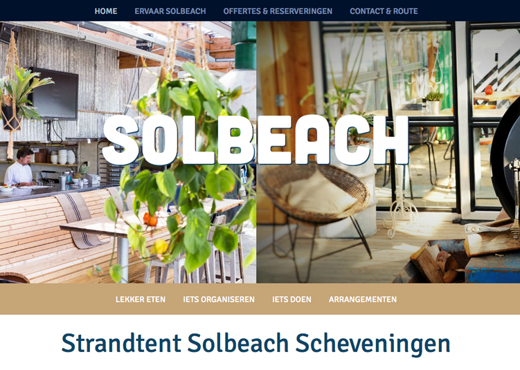 Website Solbeach