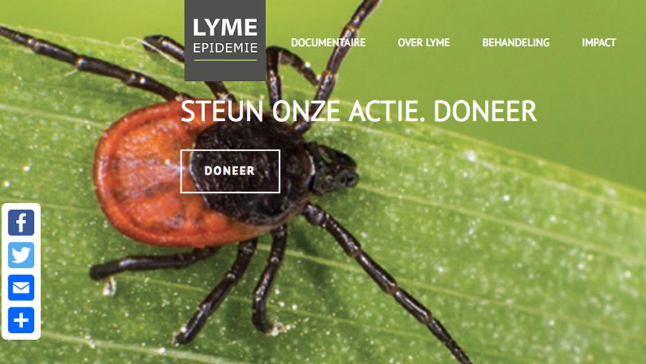 website chronische lyme